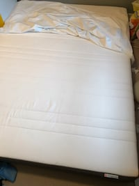 IKEA Morgedal Queen Mattress Burnaby, V5H 1H7