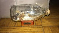 clear glass magic bottle decor Wasaga Beach, L9Z 2Z2