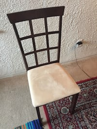 Wood chair with comfortable pad Montreal, H2X 3R2