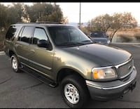 2001 Ford Expedition Base Las Vegas