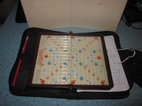 Brand New Scrabble Deluxe On the Go Travel Edition Board Game Winnipeg