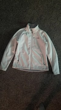 Women's North Face jacket(large)