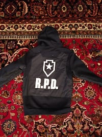 Collector's Edition RE2 RPD Hoodie Fairfax