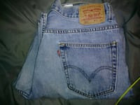 Levi's 550 relaxed fit 36x30 Austin, 78728