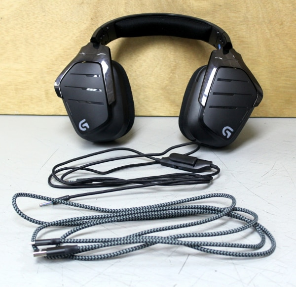 Logitech G633 Artemis Spectrum 7 1 Surround Sound Wired Gaming Headset