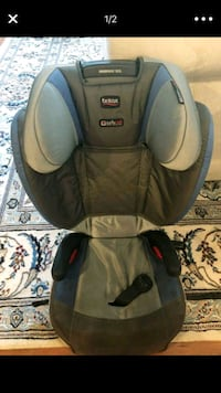 black and gray car seat Fairfax, 22032