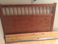 Excellent condition bed frame Calgary, T3E