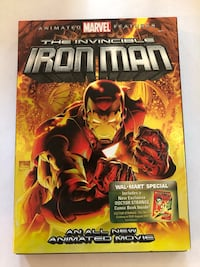 Marvel The Invincible Iron Man DVD Front Royal, 22630