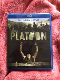 Unopened Blu Ray Platoon DVD Arlington, 22207