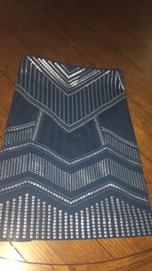 Express skirt size large new