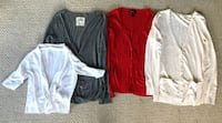 Womens Size (M&S) Cardigan Lot  Vancouver