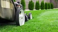 Lawn mowing Rockland
