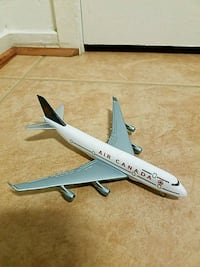 Metal Air Canada Plane Model Gaithersburg, 20877