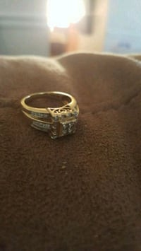 14 k diamond wedding ring 19 mi