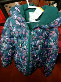 Gymboree Winter Coat  Toronto, M9C 5B2
