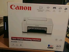 CANNON PIXMA TS3123. BRAND NEW IN BOX