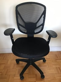 Armchair / Mesh office chair with backrest Montreal