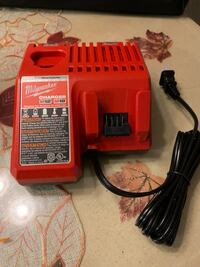 red and black Milwaukee battery charger Rohnert Park, 94928