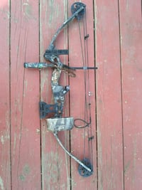 Browning Micro Adrenaline Bow; Youth Bow Falling Waters, 25419