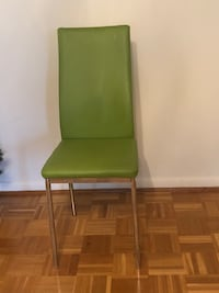 Lime green chair for sale 544 km