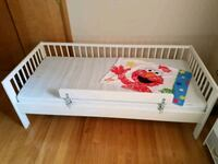 Childs first bed like new great grandparents.  Salem, 44460
