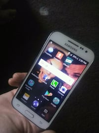 white Samsung Galaxy android smartphone Indianapolis, 46222