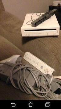 Nintendo Wii with installed games +2 controllers Edmonton, T5A 4Z3