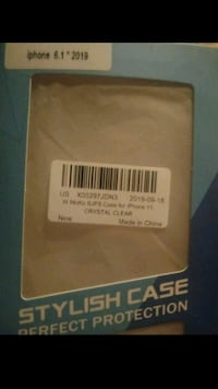 iPhone  11   6.1 clear case Smyrna, 37167