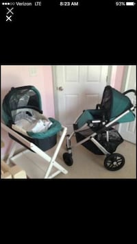 baby's green-and-black travel system screenshot Schofield Barracks, 96857