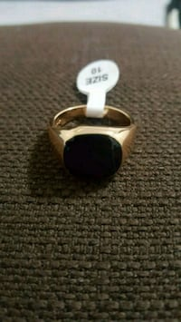 18K Gold Plated Ring Brampton, L6Y