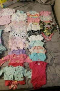 Baby clothes  Oxford, 36203