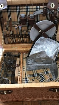 Picnic set in a wicked set