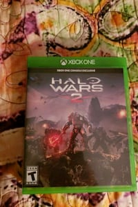 Halo wars 2 Xbox 1 game Germantown, 20874