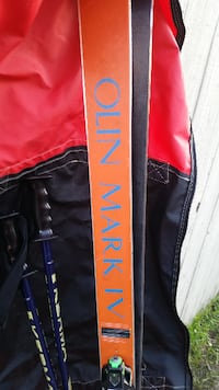 olin mark iv ski with a case Los Angeles