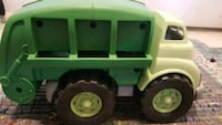 green toys recycling truck in green color , BPA fr Alexandria, 22304