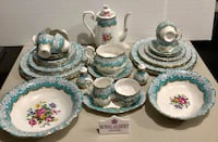 Royal Albert Enchantment  Surrey, V4A 1H2