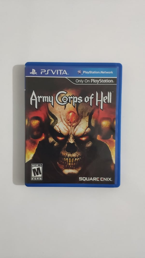 PS Vita Oyun - Call of Duty, Uncharted, Metal Gear Solid, Army Corps 216f0110-6fb5-40fa-a097-2617e933ab8b