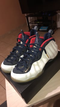 NIKE AIR FOAMPOSITE ONE - OLYMPIC Palmdale, 93550