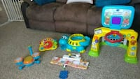 toddler's assorted plastic toys Pittsburg, 94565