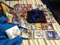 PS3 wanted gone with a lot of games 538 km