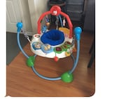 Bouncy Saucer with music Mission, V2V 7A8