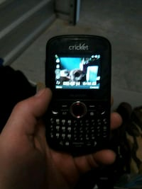 Cricket cell phone