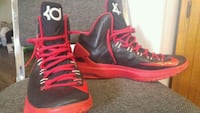 Black and red Kds Hinesville