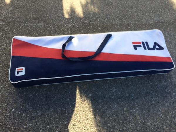 e472199bc999 Used Fila volleyball net with ball for sale in Vaughan - letgo
