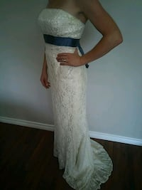 Size 8 wedding dress Abilene, 79601