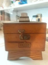 VINTAGE GRIFFIN SHINE MASTER SHOE BOX! Palm Harbor, 34683