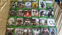 Xbox one games  Los Angeles, 90001