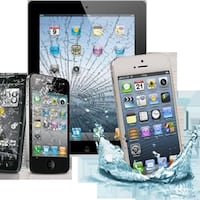 IPhone And All Other Brands Broken Screen Replacement And Repair Montréal