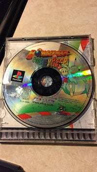Bomberman Fantasy RAce PS1 game Cdi Lower Paxton, 17112