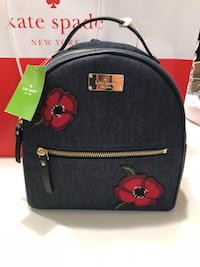 Authentic Kate Spade back pack- new Pickering, L1V 5N2